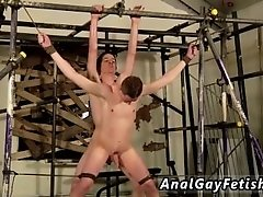 Young boy anal gay Sean makes him his tramp with some pinwheel , but