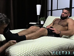 Teen boys cums on his feet and gay twinks with cute shaved l