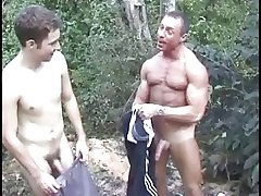 Outdoor Twink Fanny Fuckers Fun