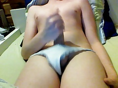 young smooth boy masturbates on cam