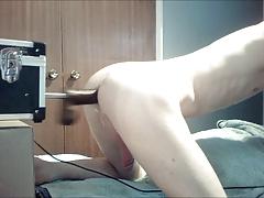 Iwannaknowmore Machine fuck anal gay Bi