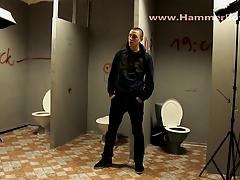 Jeremy Rowen Glory Hole from Hammerboys TV