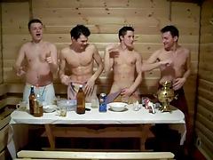 Jungs in der Sauna 2 - Sauna Boys 2