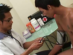 Horny Doctor  Analized His Patient