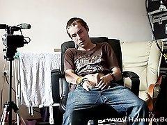 Patrik Gregor - Home alone from Hammerboys TV