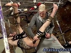 Bondage for the fat old gay man first time Milo known tiny of what's