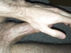 9 Minutes Of Stroking For A Nice Load