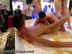 Naked men beach party gay first time the club filled with screens