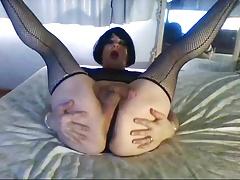 big ass nely shemale travesti culona flash cock