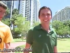 Cute boys gay sex hand job in public xxx male twink cumming on hair hot