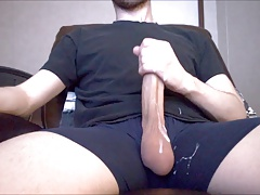 jerking it an blowing a load webcam bud