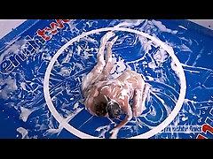 Twinks Soap Fight&#039_n Fuck Enzo Lemercier VS Matteo Lavigne