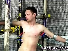 Bondage muscle drawings gay Feeding Aiden A 9 Inch Cock